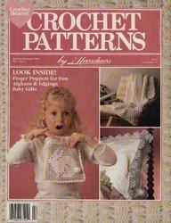 Журнал Crochet Patterns №1-2 1990