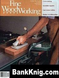 Журнал Fine Woodworking №102 October 1993 pdf 19Мб