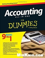 Книга Accounting All-in-One For Dummies