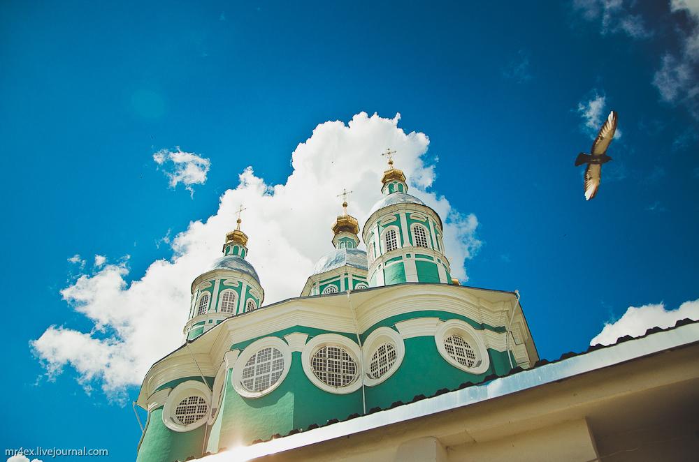 Свято-Успенский собор в Смоленске