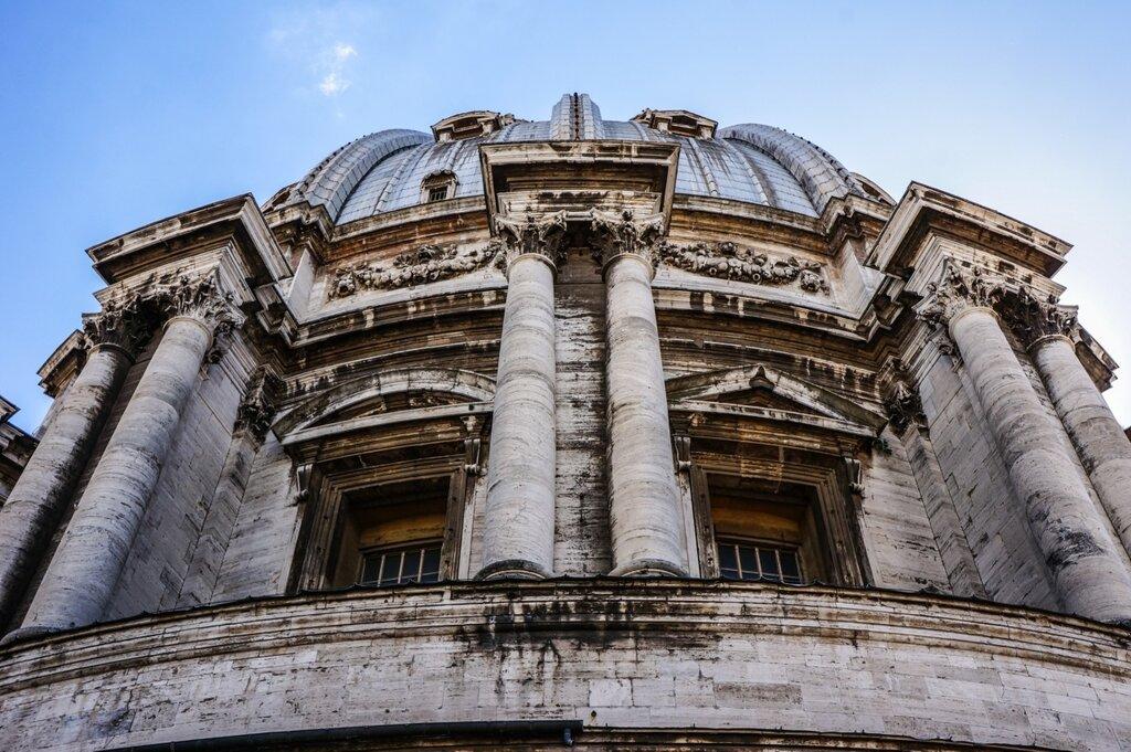 Ватикан. Собор св. Петра