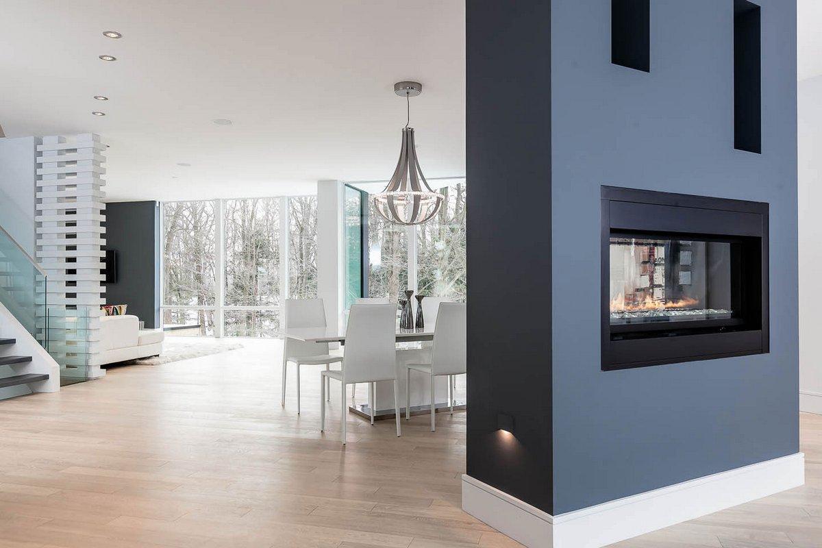Частный дом в Торонто, дома на продаже в Канаде, купить дом в Торонто, особняки в Онтарио, купить недвижимость в Торонто, система умный дом Control4