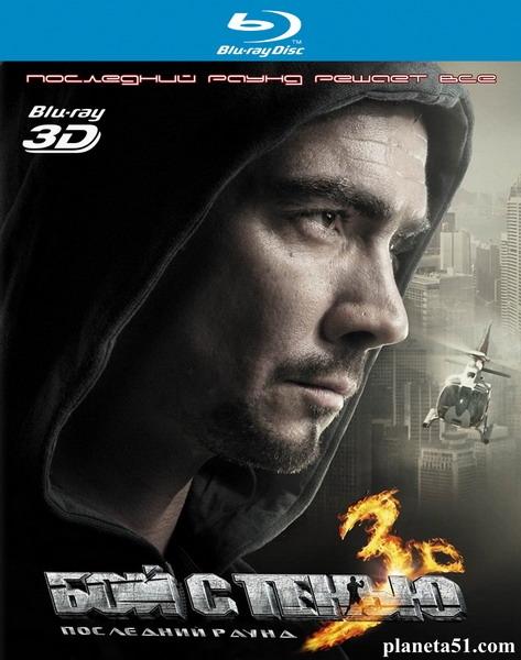 Бой с тенью 3D: Последний раунд (2011/BDRip/HDRip)