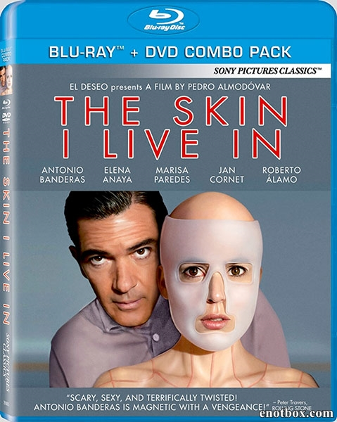 Кожа, в которой я живу / The Skin I Live In / La piel que habito (2011/BDRip/HDRip)