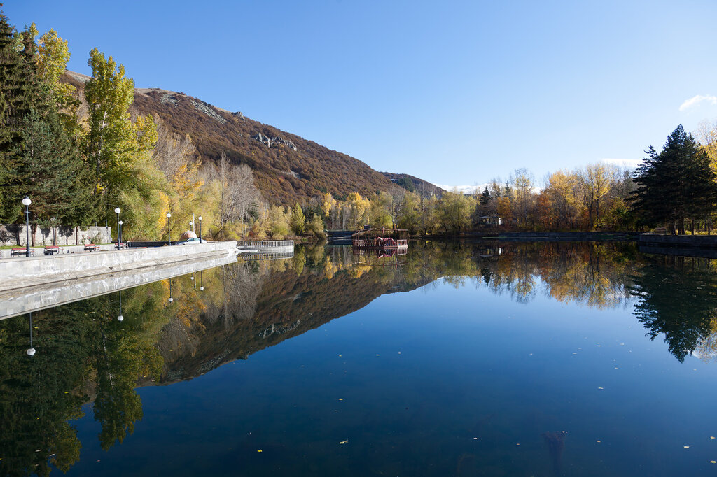 jermuk 1 Jermuk verona resort operates since 2005 gradually developing the content of services and improving their qualities the resort is situated on one of the most graceful and peaceful places, in the shore of the lake, which is ju.