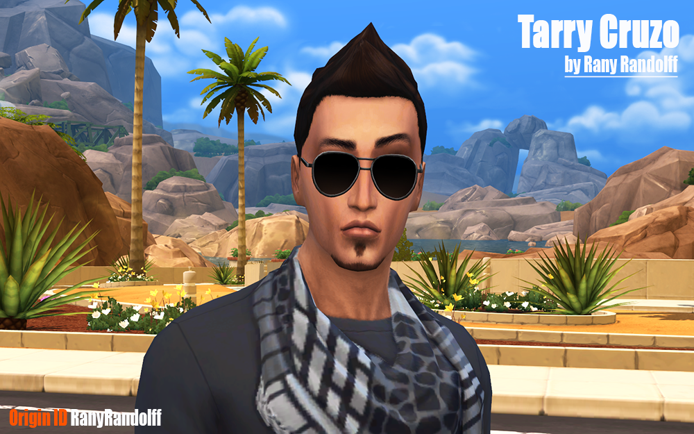 Tarry Cruzo by Rany Randolff