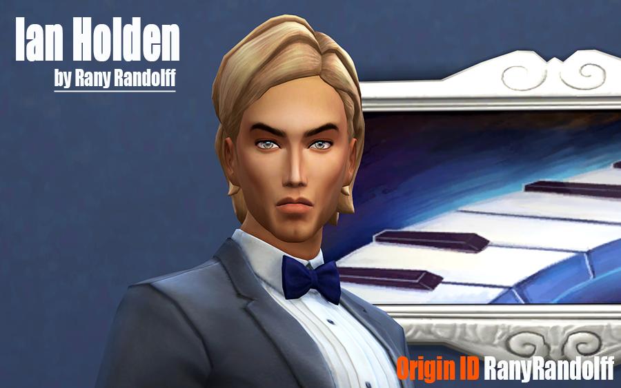 Ian Holden by Rany Randolff
