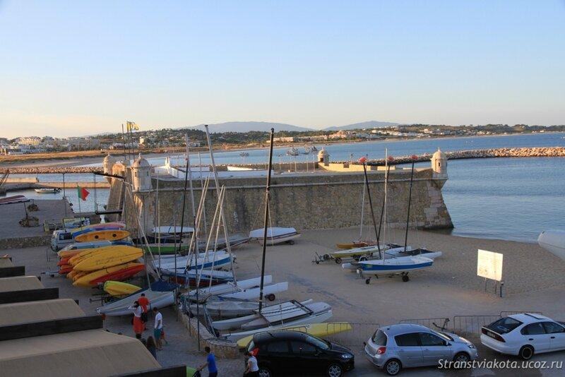 Города Алгарве, юг Португалии - Лагуш