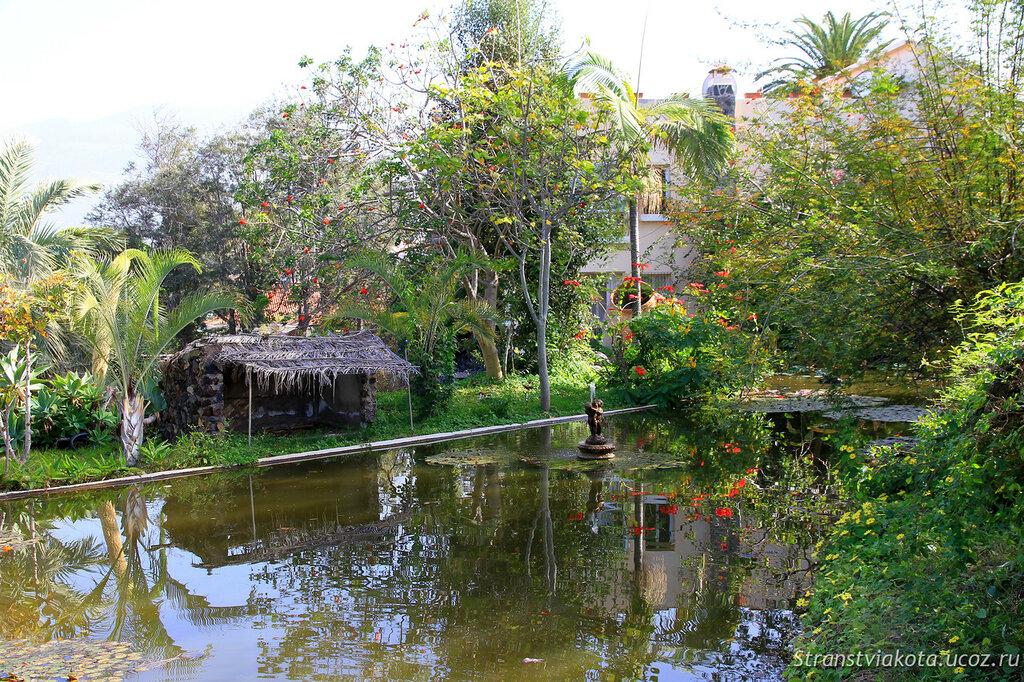 Достопримечательности Тенерифе - Парк Акватико в Пуэрто Крус