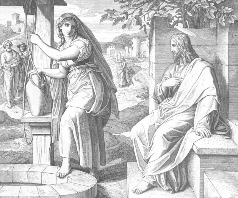 182_Иисус Христос и самарянка.jpg