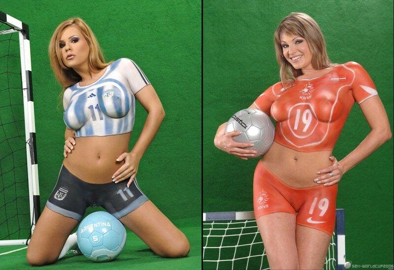 Аргентина vs Голландия