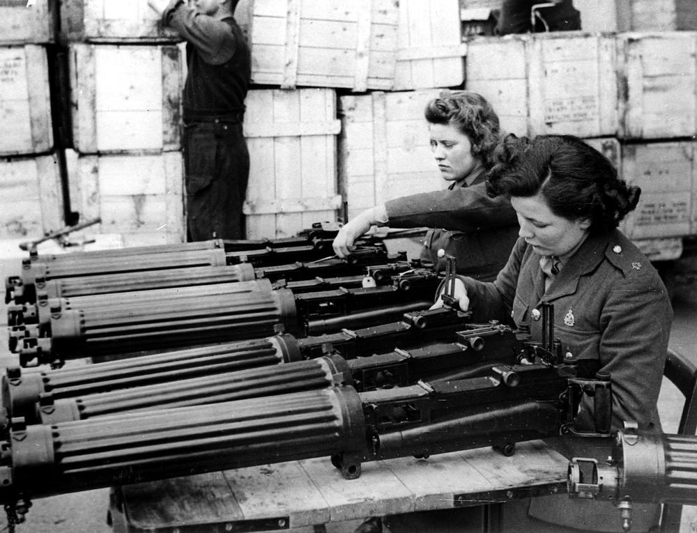 Британские оружейницы (1941 год)
