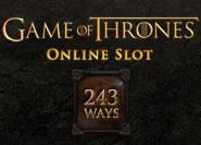 Game of Thrones 243 Ways бесплатно, без регистрации от Microgaming