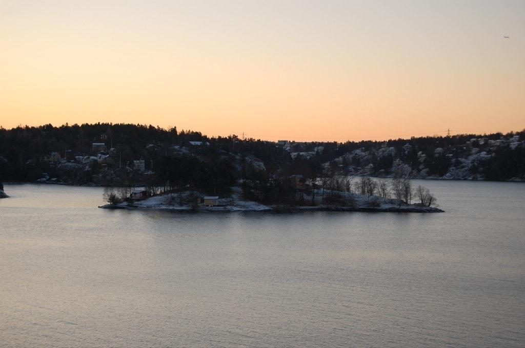 острова архипелага Стокгольм