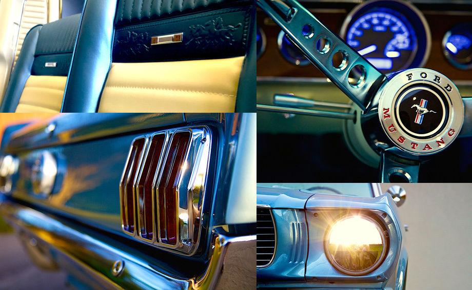 Реинкарнация Mustang