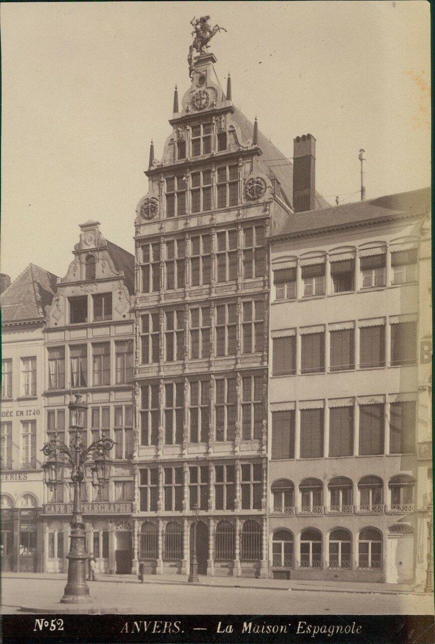 1875. «Испанский дом»