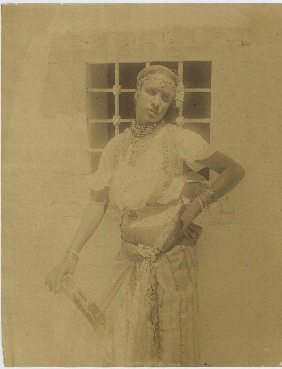 Алжирская мавританка 1880