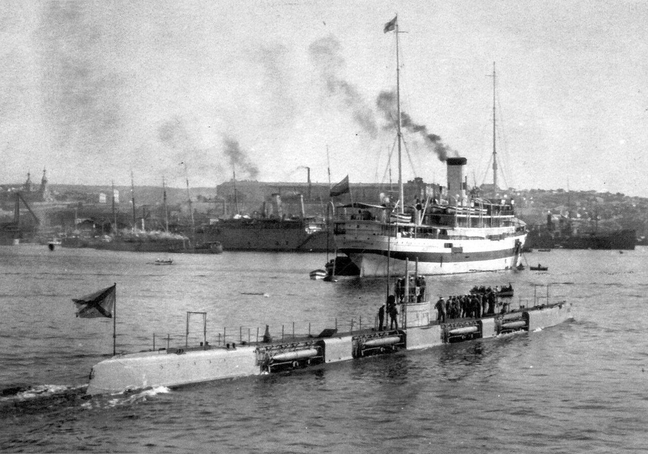 29. Подводная лодка «Морж»