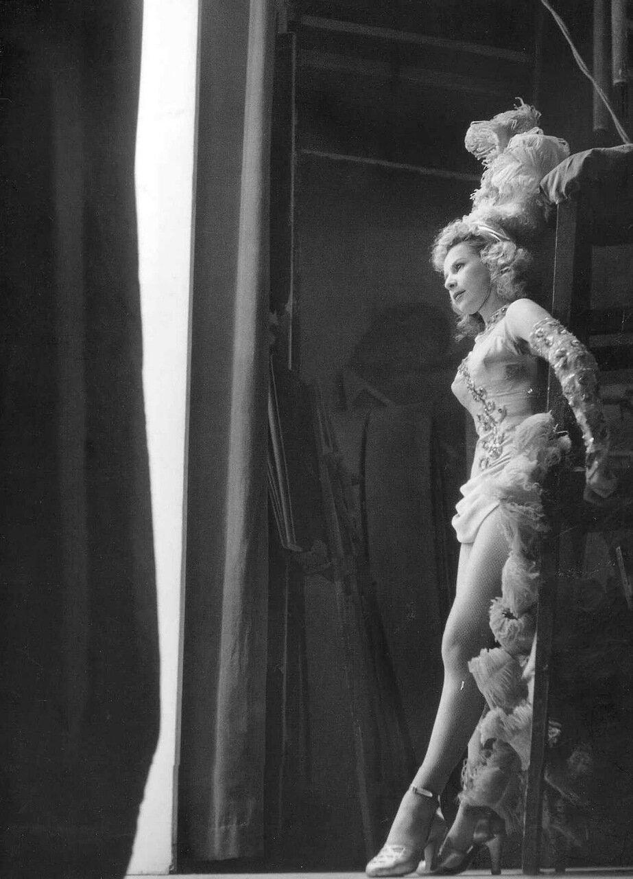 1953. Встречайте мадемуазель Виван