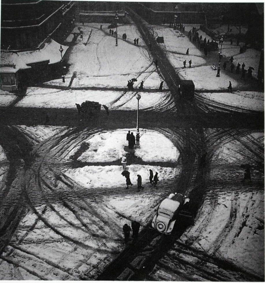 1945. Снег в Сен-Жермен