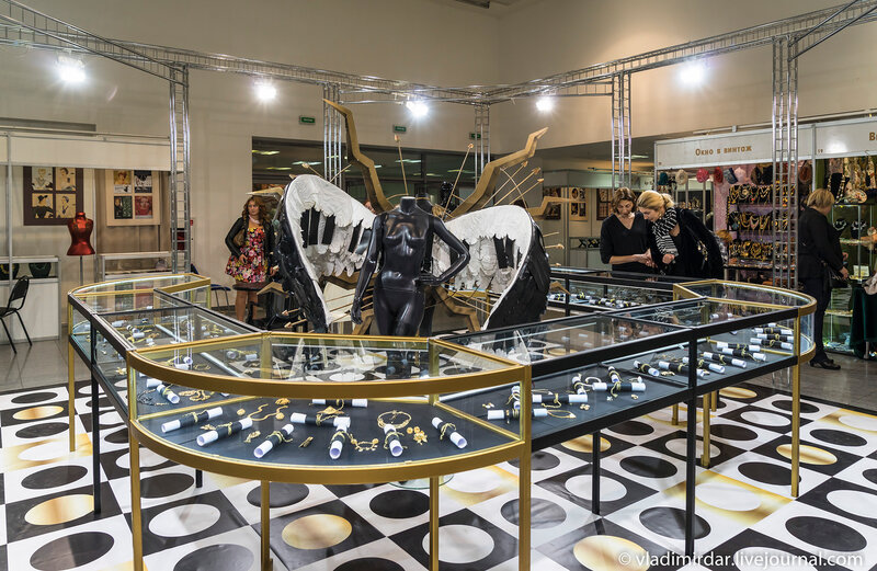 Выставка От Винтажа до Наших дней