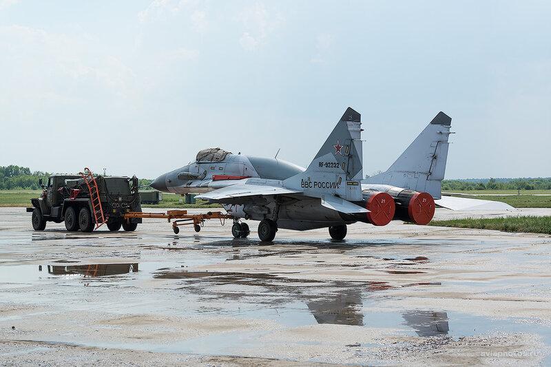 Микоян-Гуревич МиГ-29СМТ (RF-92232 / 21 красный) D805811