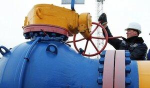 Россия приостановила поставки газа на территорию Украины