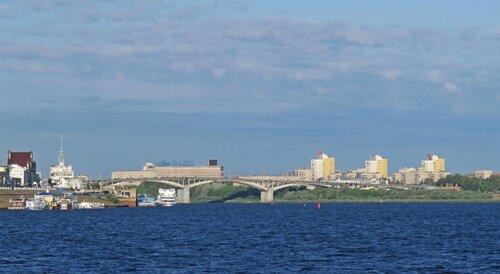 Канавинский мост через Оку