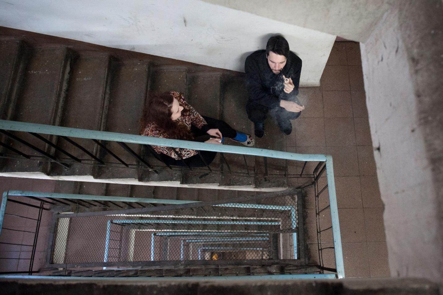 Фото московских студентках 14 фотография