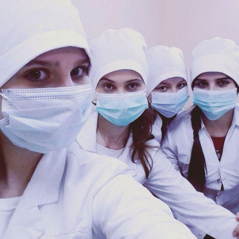 Прикольные картинки медсестер на аву