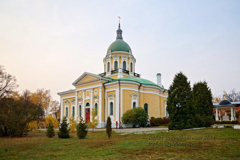 Собор Иоанна Предтечи, 1904г. Зарайский кремль
