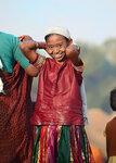 Индийская девочка.