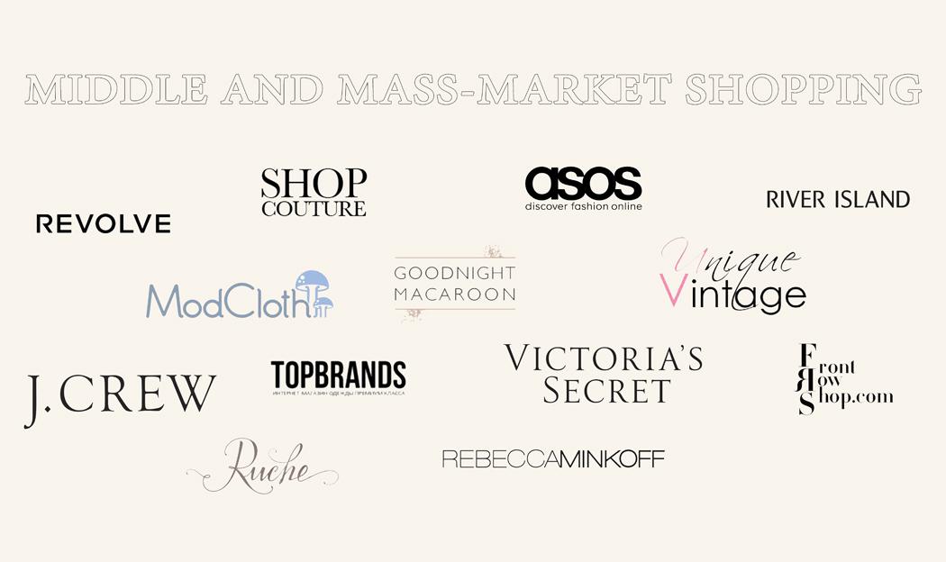 revolve, shop couture, asos, river island, modcloth, goodnight macaroon, unique vintage, j crew, topbrands, fashion, sale, style, blogger, ruche, rebecca minkoff, victoria's secret, front row shop
