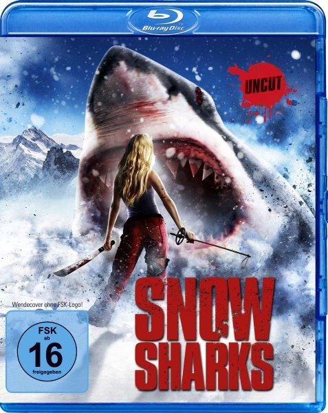 Горные акулы / Avalanche Sharks (2013) BDRip 720p + HDRip