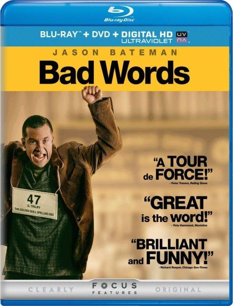 Плохие слова / Bad Words (2013) BDRip 1080p / 720p + HDRip