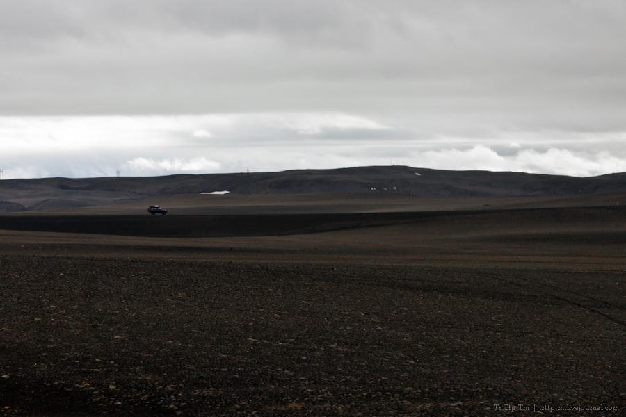 3. Цветные горы Ландманналойгар.