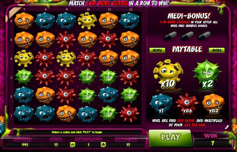 игровой автомат скрин