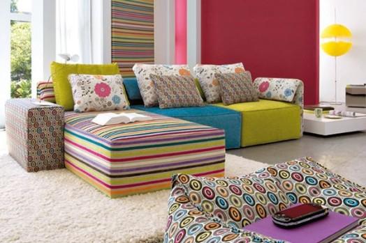 Правильные сочетания цветов в дизайне интерьера