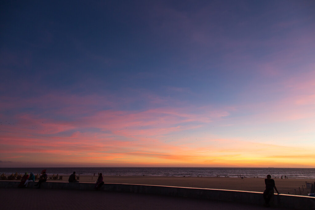 Марокканские закаты