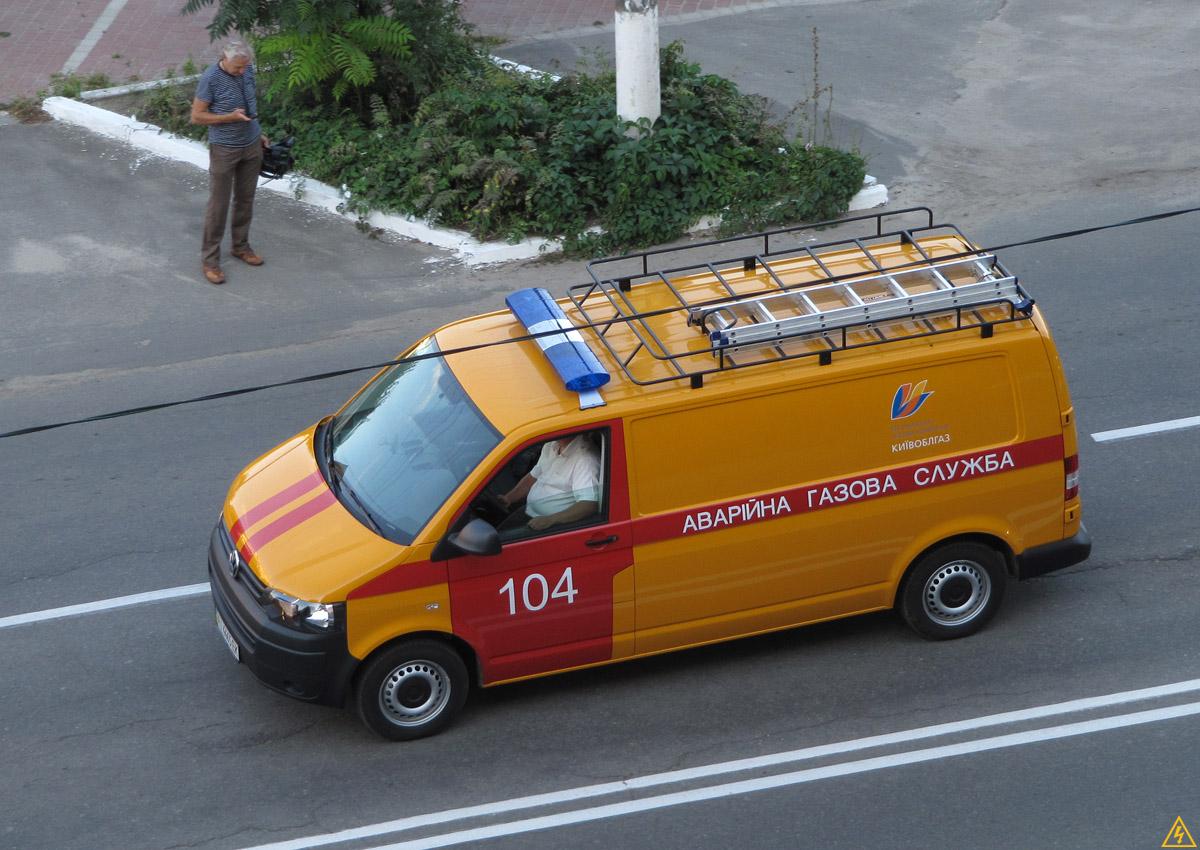 Volkswagen Transporter T5 Long van