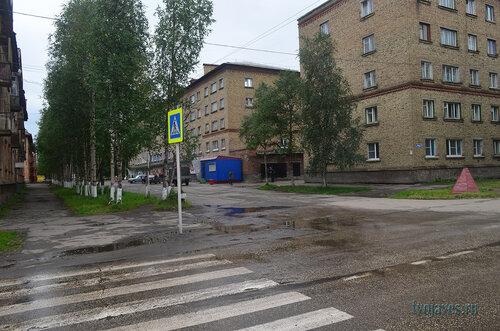 Фото города Инта №7164  Социалистическая 6, 3 и Мира 7 24.08.2014_12:58