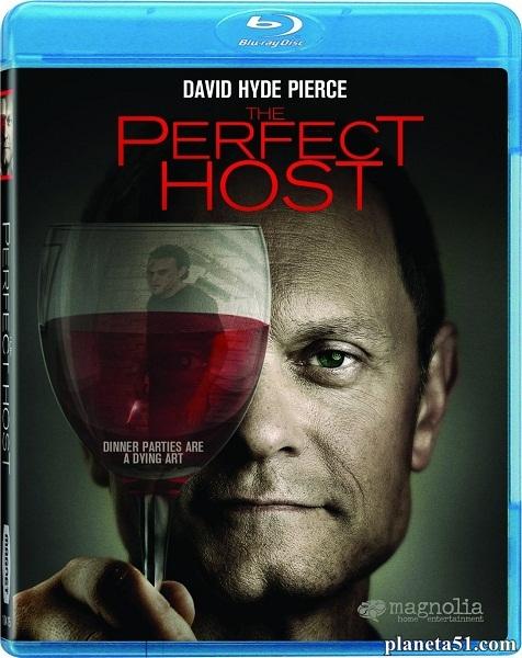 Идеальный хозяин / The Perfect Host (2010/BDRip/HDRip)