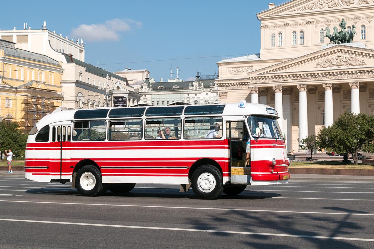 модель автобуса лиаз 677 журнал