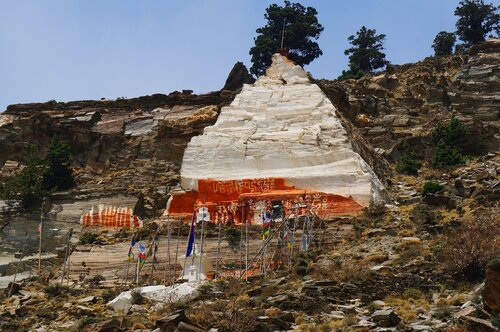 Храм возле Марфы