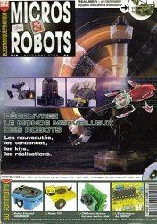 Журнал Electronique Pratique. Hors-Serie Micros&Robots №4 2002