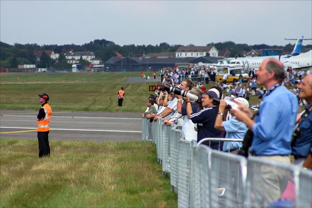 Franborough International Airshow 2004