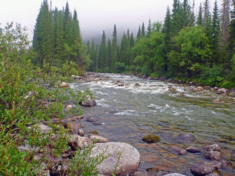 река Кантегир