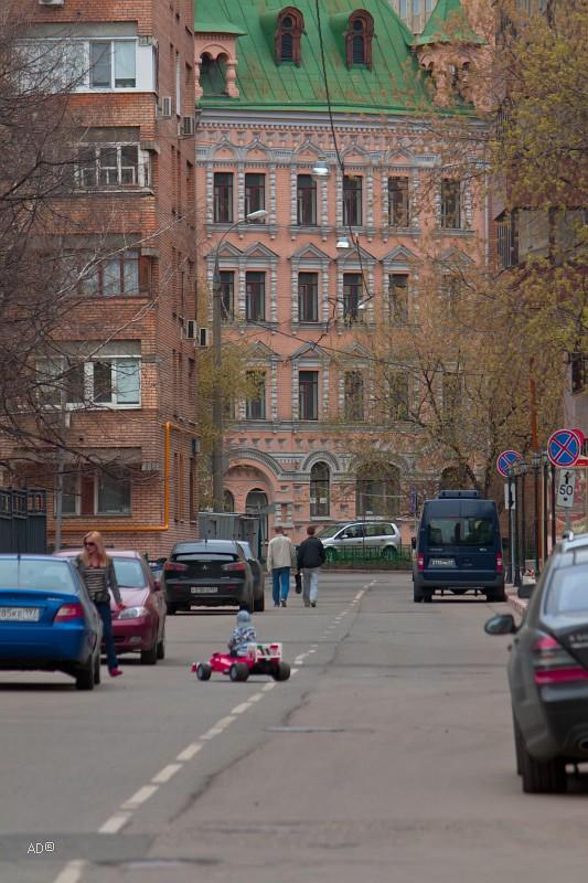 Земледельческий переулок