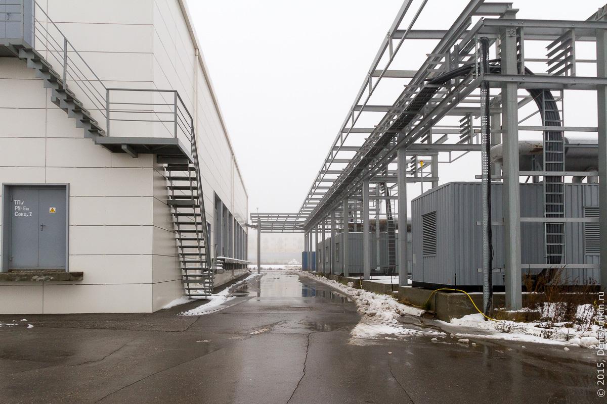 Центр обработки данных Мегафон Самара 3