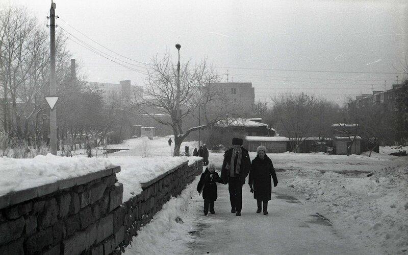 1988 год. Фото Хлобыстовой К.В.